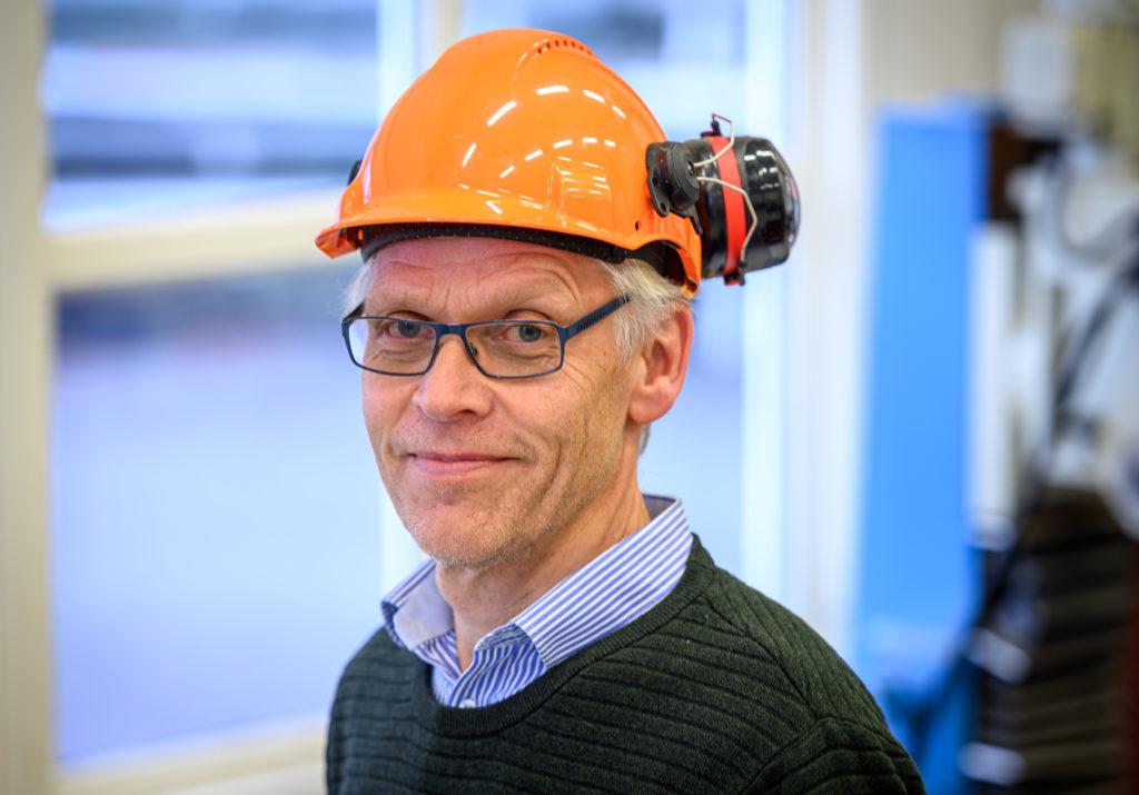 Torkjell Lisland, Managing Director in Seasystems